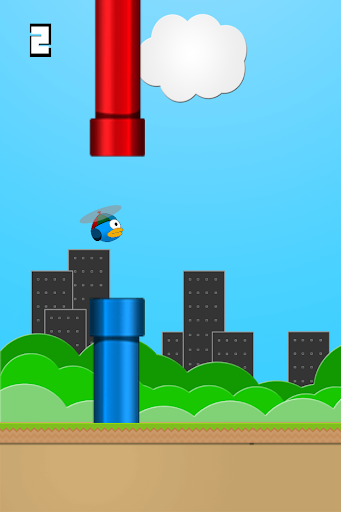 Flappy Bird Helicopter