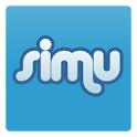 Simu – Smartphones in Greek logo