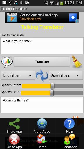 玩娛樂App|Talking Translator免費|APP試玩