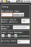 Screenshot of LBR Pro