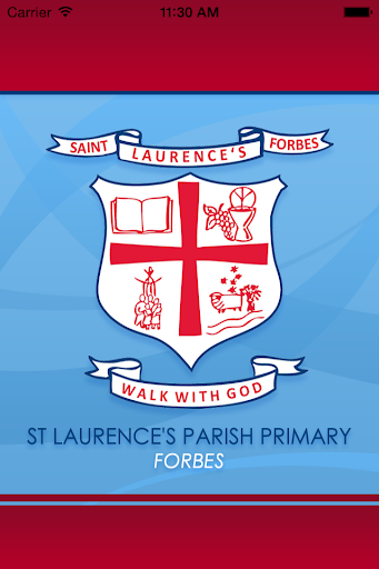 St Laurence's PS Forbes