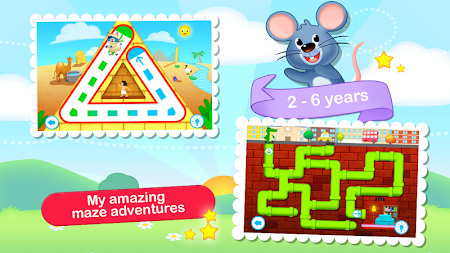 Toddler Maze 123 for Kids Free 2.4 screenshot 314731
