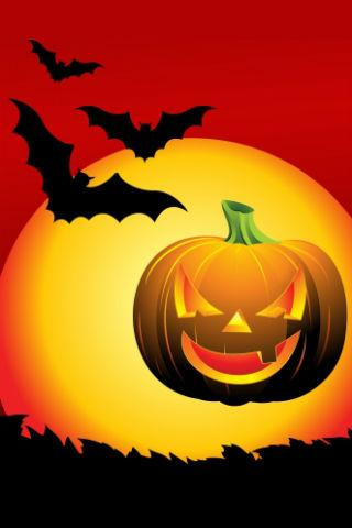 Free Halloween Decorations free halloween decoration stencils and templates how to a to z Halloween Decorations Free Screenshot