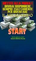 Screenshot of IL MILIONARIO