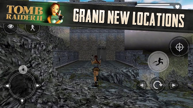Tomb Raider II Android 2