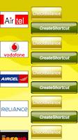 Screenshot of Prepaid SIM Balance