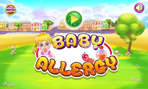 寶寶過敏的女生遊戲