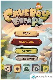 Caveboy Escape Screenshot 25