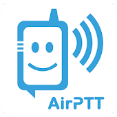 INITIALT AirPTT-walkie talkie