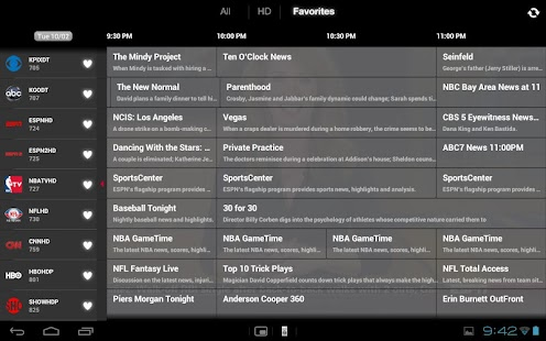 Slingplayer for Tablets- screenshot thumbnail