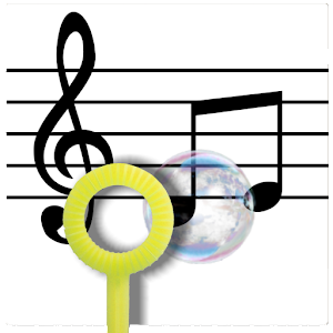 Bubble Music Kids Game Free for PC and MAC