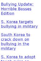 Screenshot of Cyber Bully Prevention