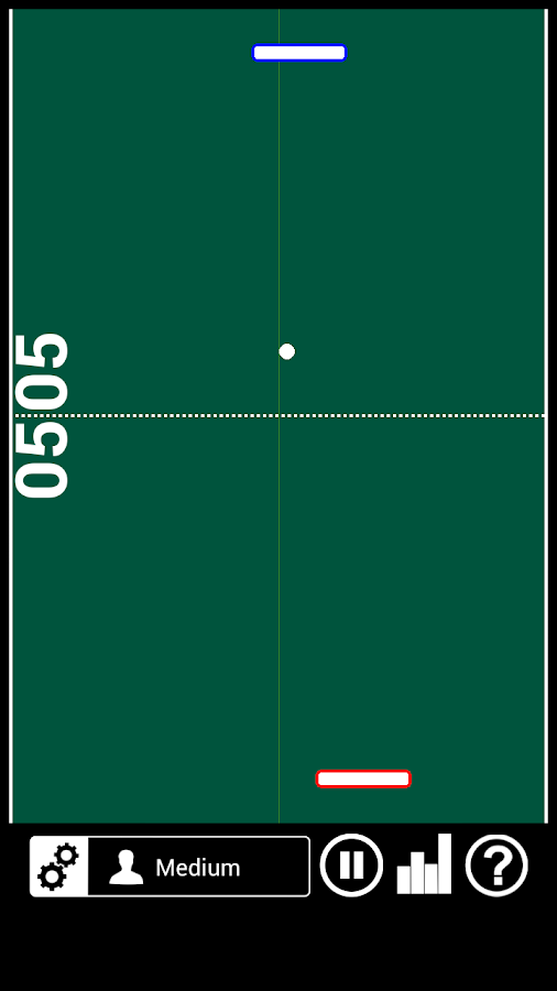 Ping Pong HD - screenshot