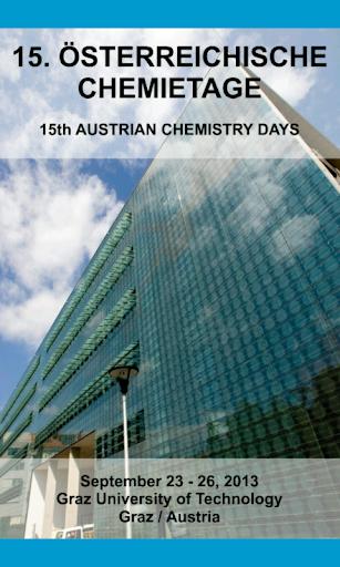 Austrian Chemistry Days 2013