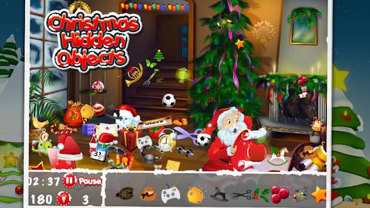 Christmas Hidden Objects 2 v21.2