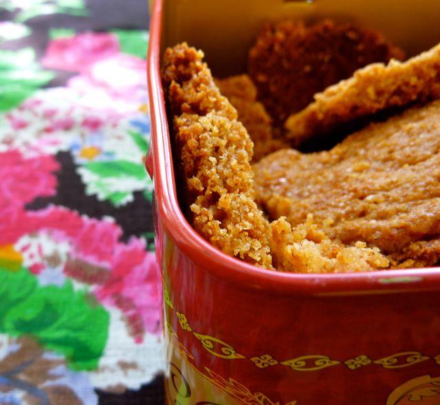Belgian Spice Cookies (Speculoos)