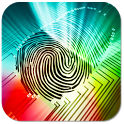 Fingerprint Lock Screen App icon
