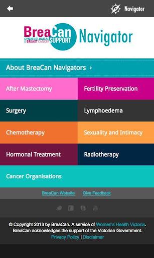 BreaCan Navigators