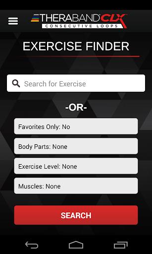 【免費健康App】TheraBand CLX-APP點子