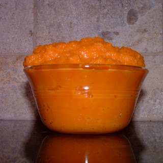 Carrot Mash.