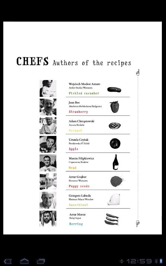 Cuisine PL - english version- screenshot