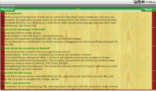 玩教育App|Flash Card For Android免費|APP試玩