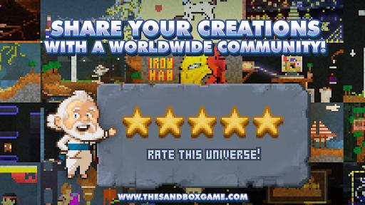 The Sandbox: Craft Play Share v1.998 APK (Mod Unlimited Money)