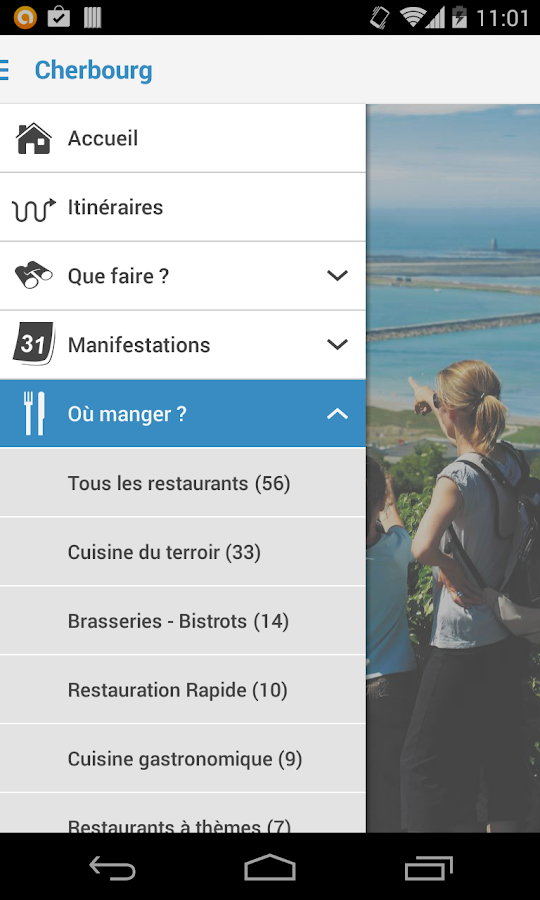 Cherbourg Cotentin Tour - screenshot