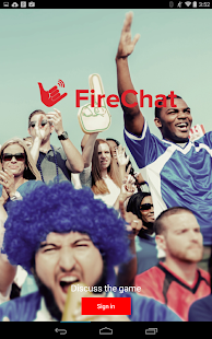 FireChat Screenshot 22