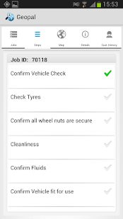 GeoPal Mobile Workforce Mngmt- screenshot thumbnail