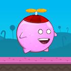 Pink Sugar Flappy Kid icon