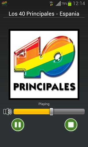 Los 40 Principales Espania