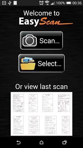 【免費生產應用App】EasyScan-APP點子