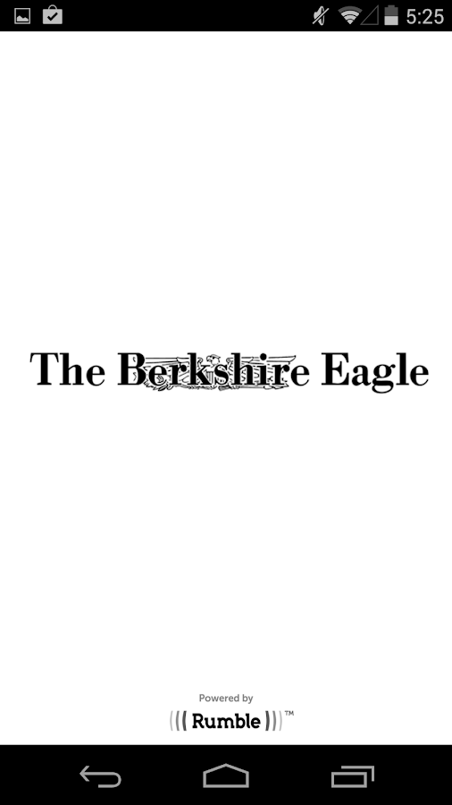 Berkshire Eagle- screenshot