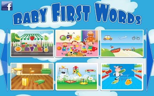 Baby First Words- screenshot thumbnail