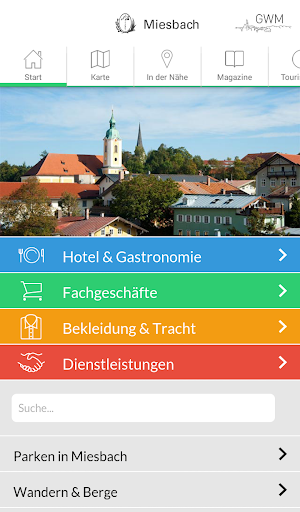 Miesbach App