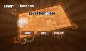 Screenshot of Tilt Labyrinth:Ball Maze3D