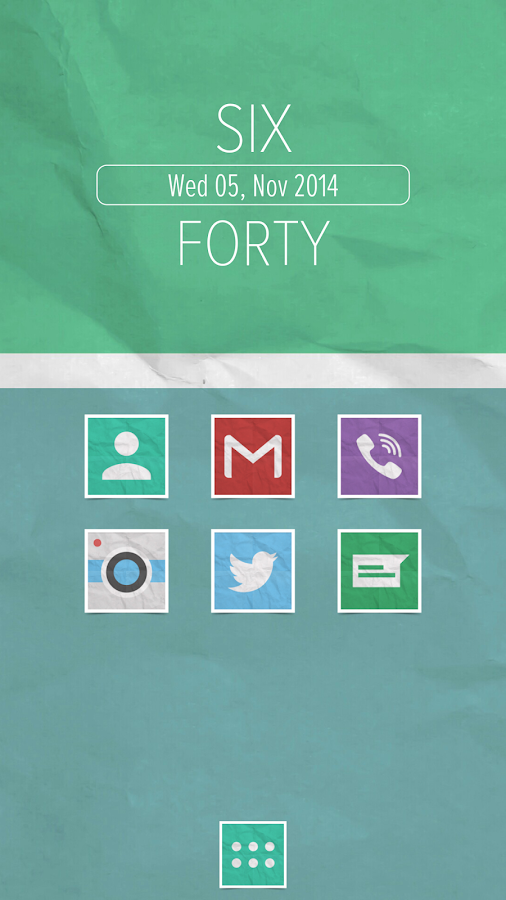 Paper - Icon Pack- screenshot