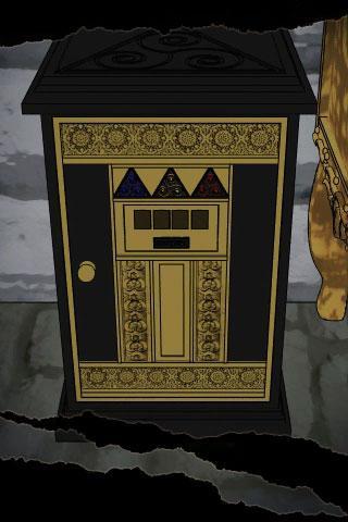 逃脱游戏: 棺材