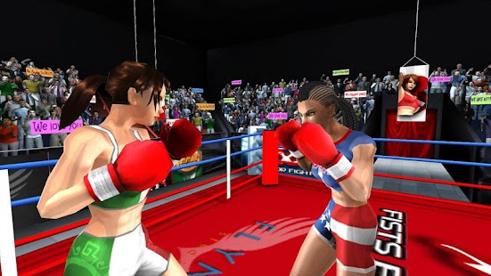 Woman Fists For Fighting WFx3- screenshot thumbnail