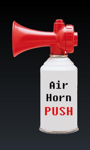 Air Horn Push