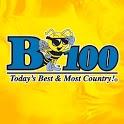 B100 WBYT 100.7 FM icon