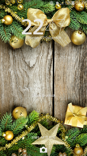 Theme XPERIEN™- New Year HD