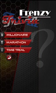 Trivia Frenzy (Quiz Game)- screenshot thumbnail