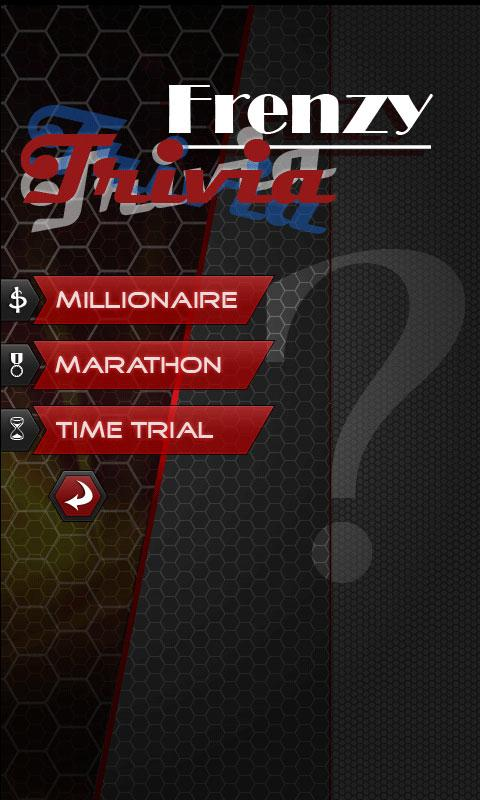 Trivia Frenzy (Quiz Game) - screenshot