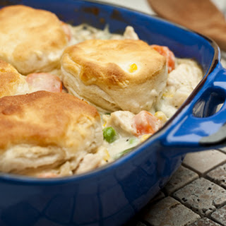 Easy Chicken and Biscuits