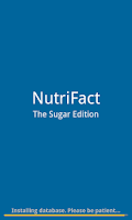 Screenshot of NutriFact :: Sugar