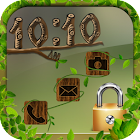 Foresta Go Locker Theme icon