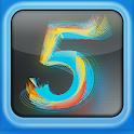 Five Minutes logo
