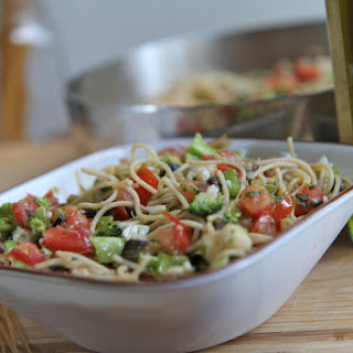 Skinny Pasta Recipe
